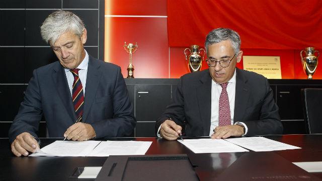 O Placard.pt acaba de formalizar uma parceria com o Sport Lisboa e Benfica
