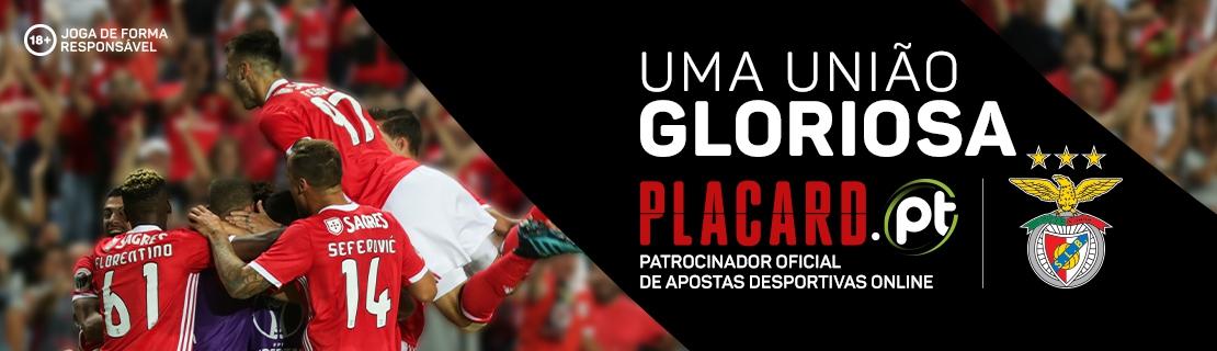 Placard.pt Patrocinador Oficial de Apostas Desportivas