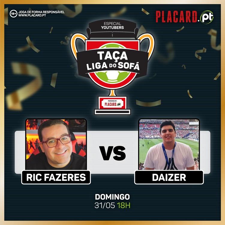 Ric Fazeres vs Daizer