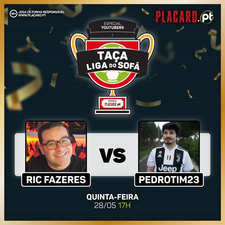 Ric Fazeres vs Pedro Tim