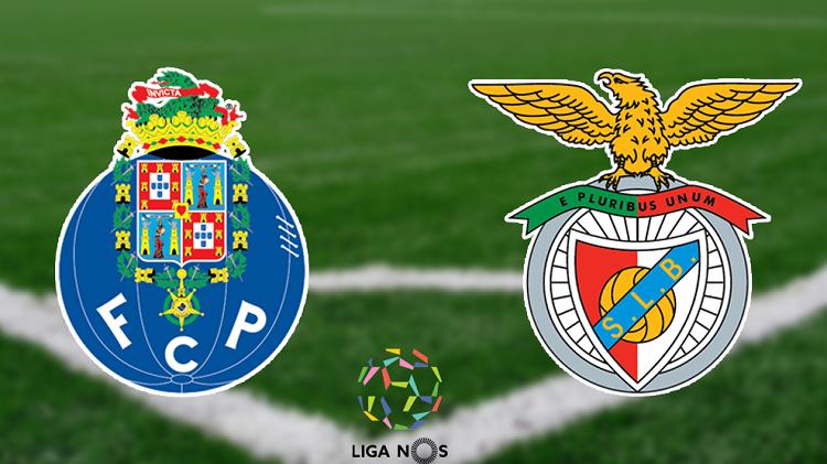 FC Porto x SL Benfica