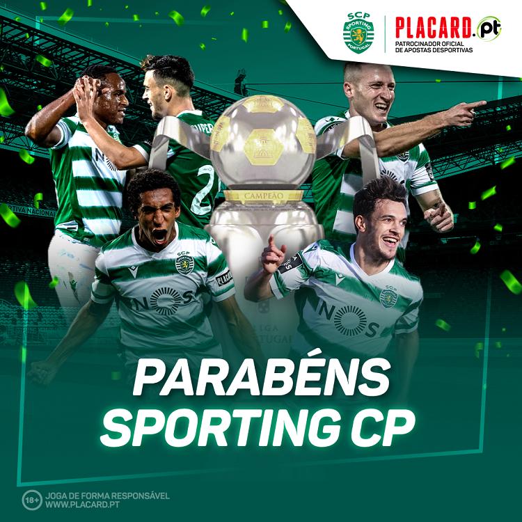 Sporting CP Campeão